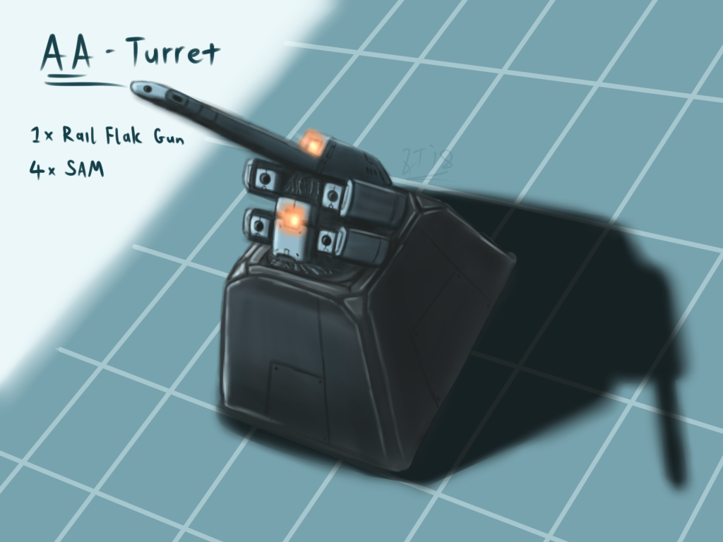 AA-turret by Apotheosi