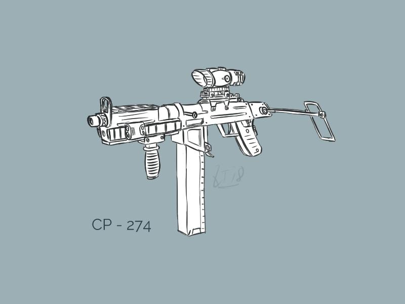 Cp-274 by Apotheosi