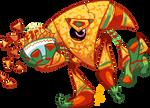 Commission - Nacho, nacho man