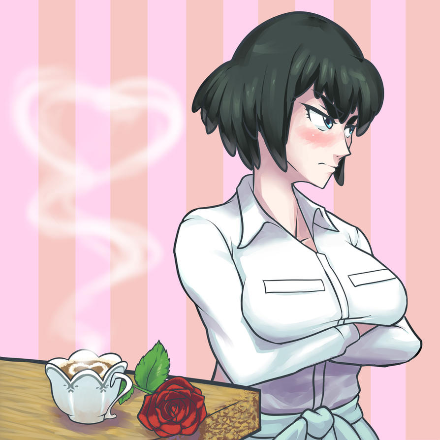 Tea for Satsuki by Triple-Q