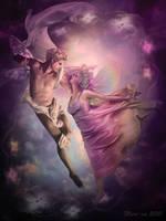 Iris and Zephyr by mari-na