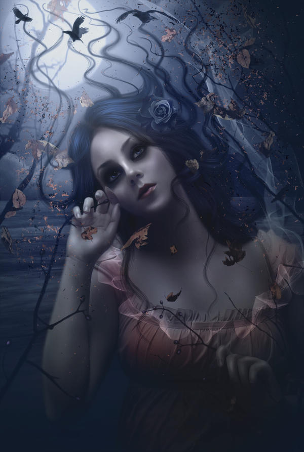 Annabel Lee by mari-na on deviantART