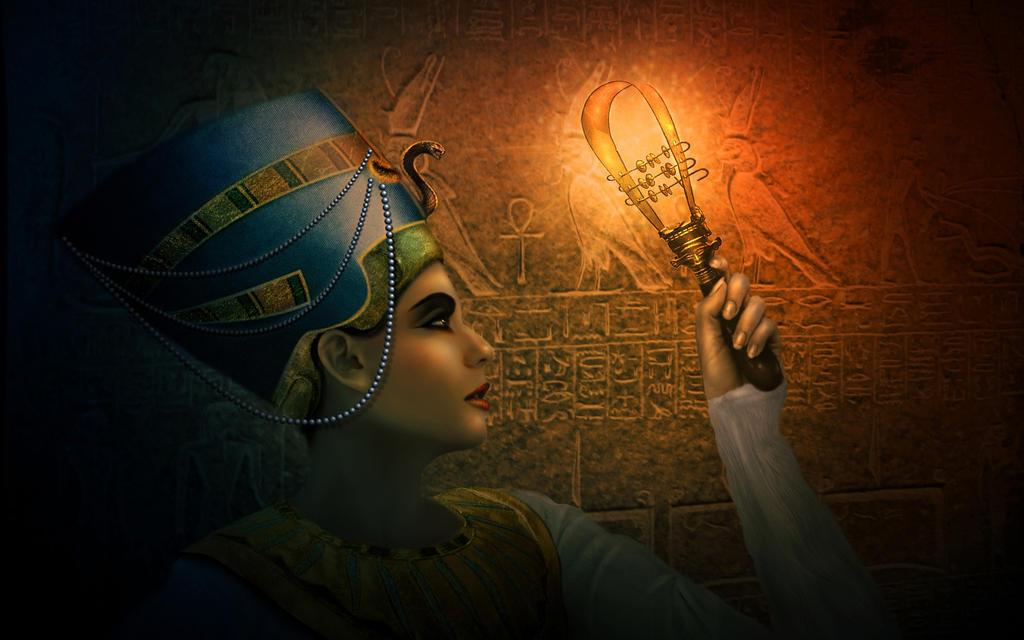 Nefertiti by mari-na