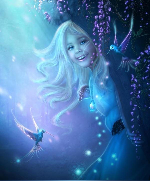 MOONCHILD by mari-na