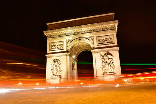 Arc the Triomphe