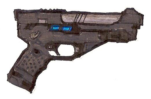 SL-59K Autopistol by Great-5