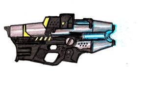 UNSC Plasma Rifle