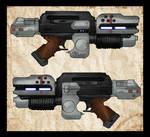 PK5 Custom 12mm Pulse Gun
