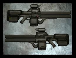 Contest Entry: Man-Portable Railgun by Great-5