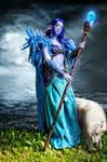 Night Elf World of Warcraft
