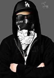 Charlie P. Scene - Hollywood Undead
