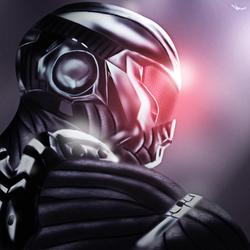 Crysis - Digital Painting