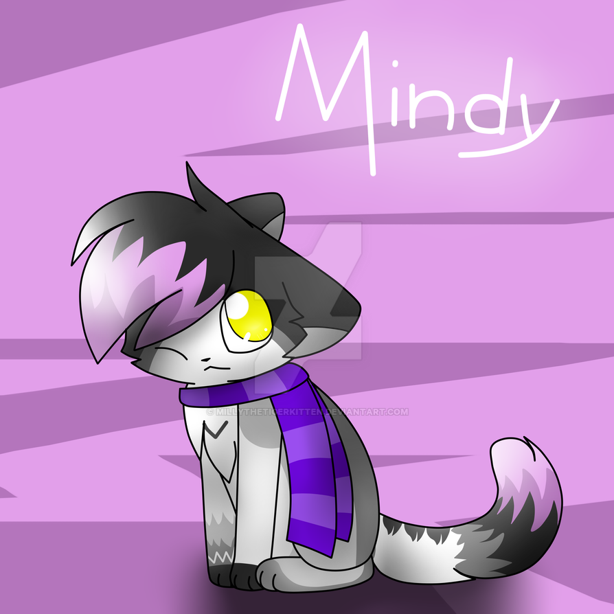 Mindy Birthday Present by MillyTheTigerKitten