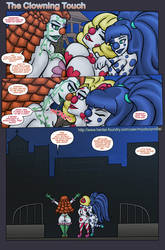 The Clowning Touch 11 by miycko