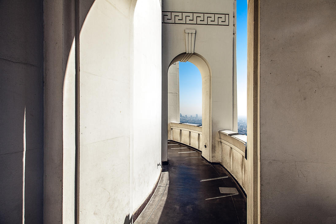 Griffith Arch by augustmobius