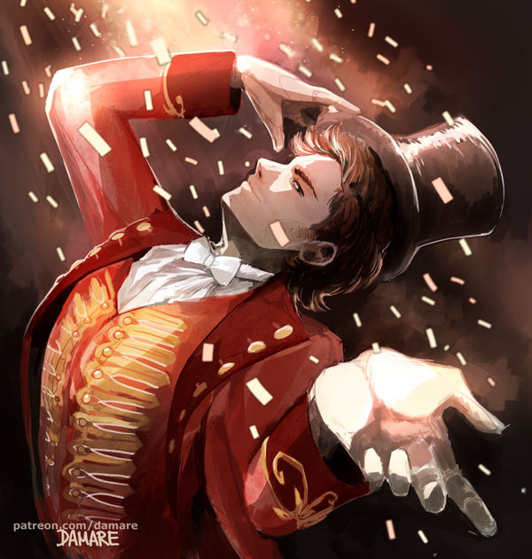The Greatest Showman of them All