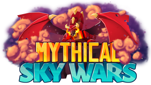 UnrivaledMC - Mythical Sky Wars Logo