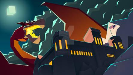 Minelers - Dragon Attack
