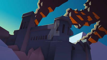 Minelers - Castle Ruin