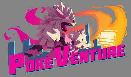 PokeVenture - Minecraft Server Logo