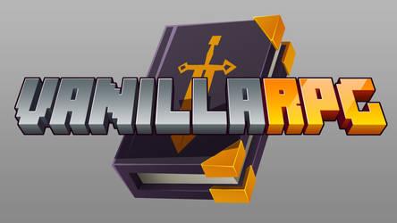 VanillaRPG - Server Logo