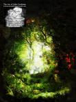 Encounter in a Woodland Glade by John-Cockshaw1