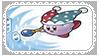 Mirror Kirby stamp by MintStarMari