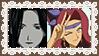 Stamp request: Sloth x Izuru by MintStarMari