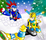 Robot Rumpus: Play in the snow