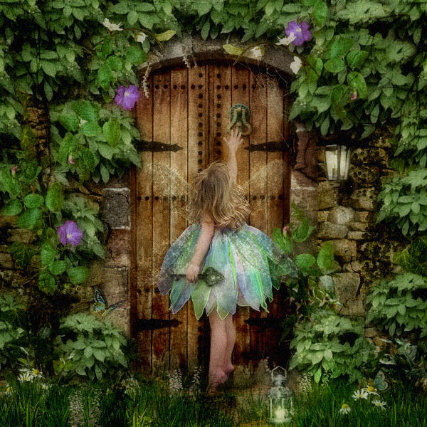 The forgotten door by sbg crewstock on deviantart for The little fairy door