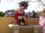 Boy on Bench 5
