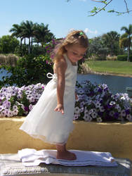 Girl in White Dress 9