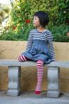 Striped Stockings 5