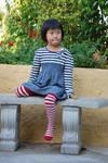 Striped Stockings 7