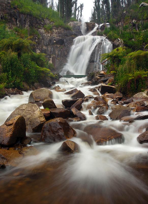 Steavenson Falls by alexwise