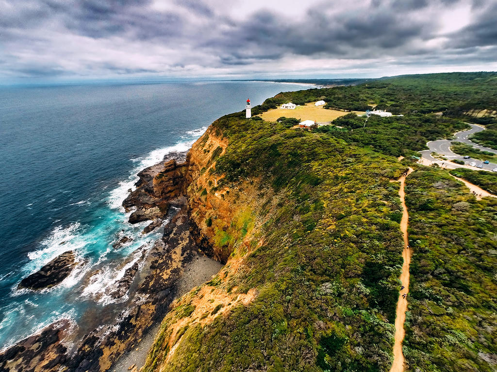 Cape Schanck Lighthouse by alexwise
