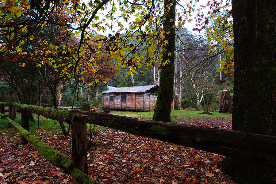 Patterson's Hut by alexwise