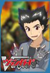 Cardfight Vanguard Morikawa Katsumi SLIP