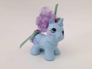 Teeny Tiny Unicorn Bluebelle