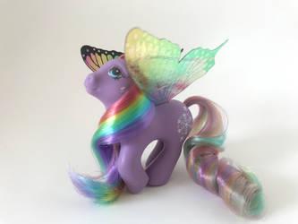 Windy Wing Flurry - rainbow version