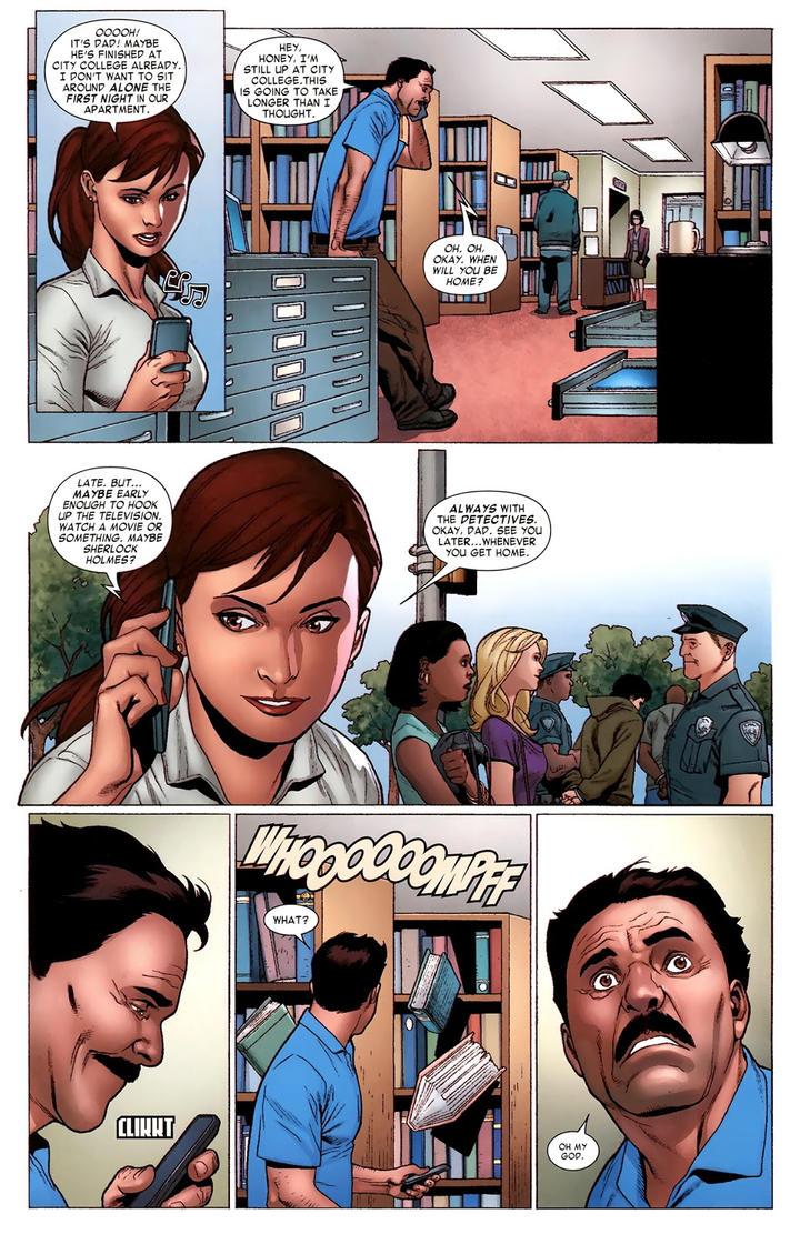 Spider-Girl Chapter 1 part 11 by venomEvilTO111