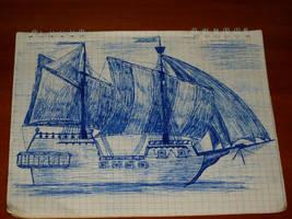 Ship by sheogarad