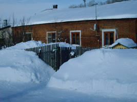 My Winter Home by sheogarad