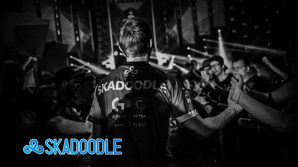 Cloud9 Skadoodle 1920x1080 Wallpaper By Graviterartworks On Deviantart