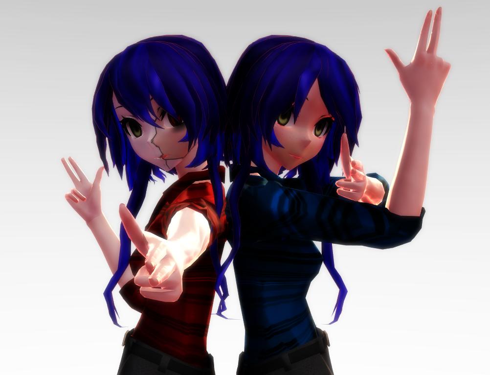 (TDA) Lealea Heart by RavenKiryu
