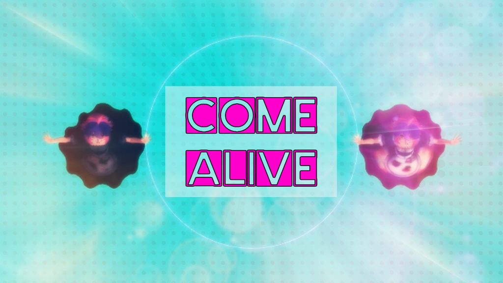Come Alive (test models) by RavenKiryu