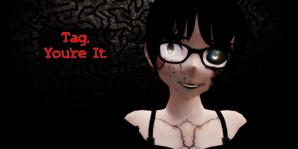 Tag, You're it. (test-Model) by RavenKiryu