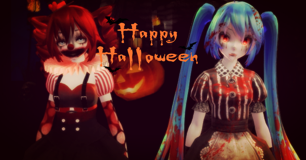 This Is Hallowen by RavenKiryu
