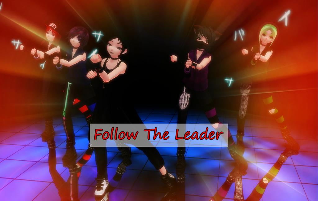 Follow The Leader. by RavenKiryu