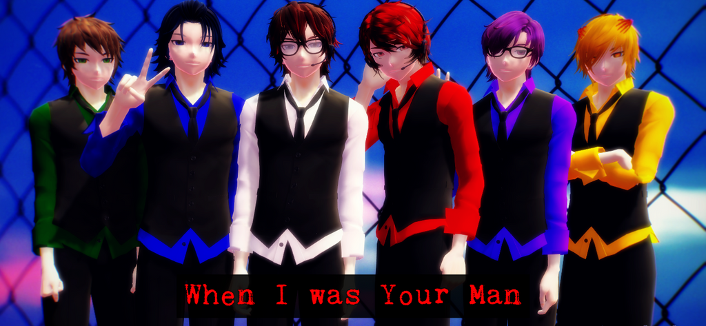 When I was Your Man. by RavenKiryu